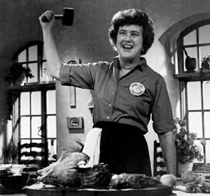 A line from linda august 2012 - Julia child tv show ...