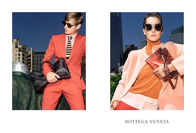 Bottega Veneta Cruise 2016 Ad Campaign