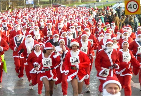 Chocolate Covered Running: Christmas Wish List for a Runner