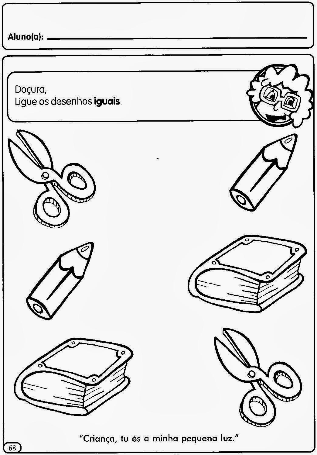 Excepcional Atividades de matemática para o maternal ~ EDUCANDO COM AMOR 2013 BS71