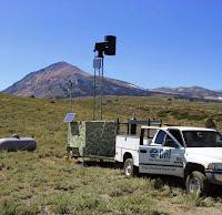 Lake Tahoe-Truckee cloud seeding program