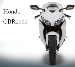 2010 Honda CBR 1000