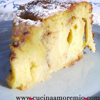 torta di mele della nella