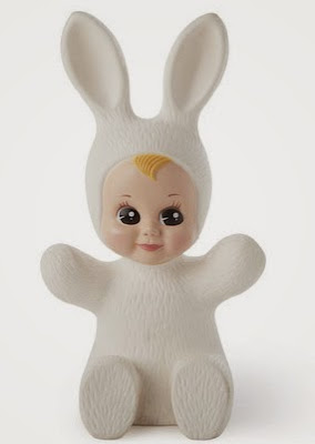 Bunny Night Light, Kids Lighting, The Kid Who