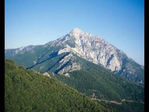 Άγγελος Παπαστεφάνου, Άγιον Όρος. Φύση και Περιβάλλον (video)