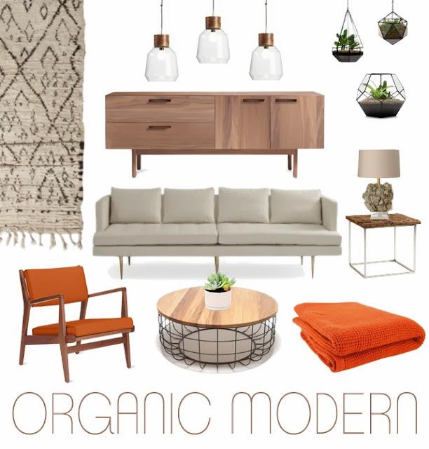 So Fancy Dream Home Organic Modern Living Room