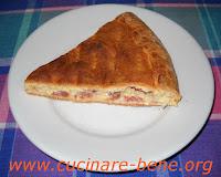 Ricetta Torta salata formaggio e salame