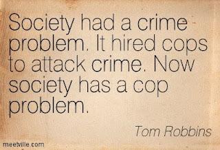 police problem quote, crime quote