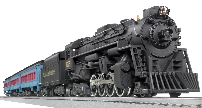 Lionel Polar Express Remote Train Set