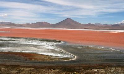Lagos increibles - Laguna Colorada, Bolivia