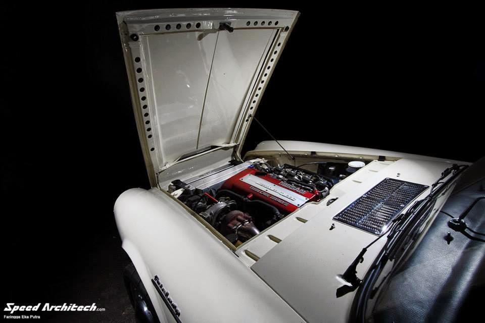 LAPAK Datsun Klasik: Dijual Nissan Datsun FairLady 1600 ...