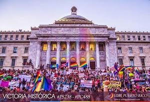 5.24.13 - LGBT Puerto Rico: VICTORIA: Cámara de Representantes aprueba #PS238 y #PC488