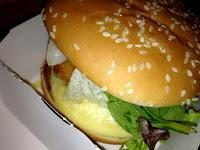 McDonald´s Hüttengaudi Burger