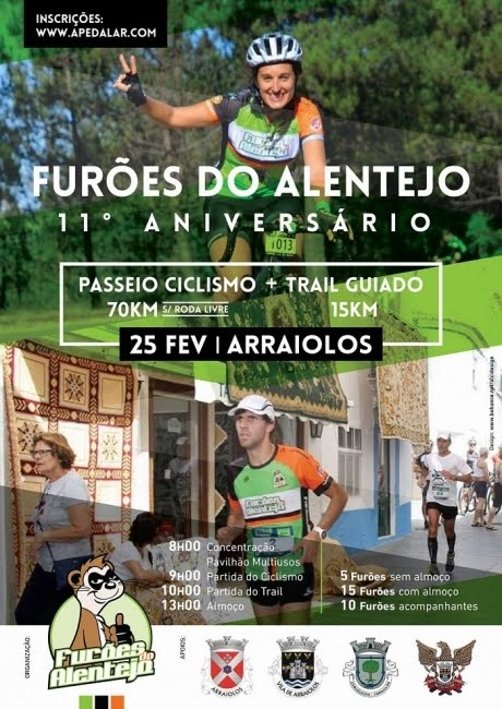 25FEV * ARRAIOLOS