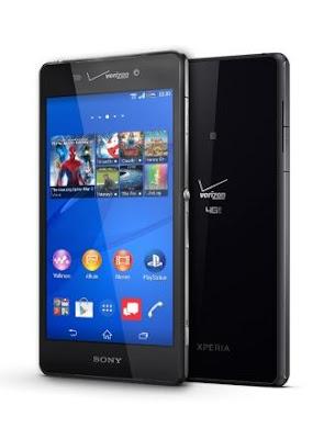 Handphone Terbaru Bagus, Sony Xperia Z3v