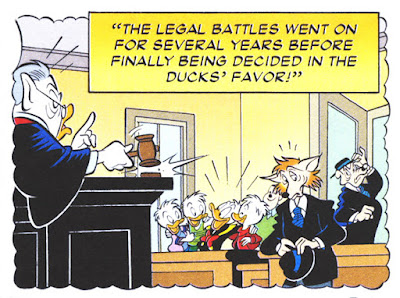 Whatever Happened To Scrooge McDuck?