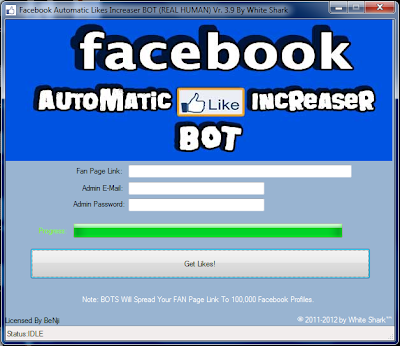 Free facebook likes bot download