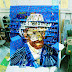 Obras de arte clássicas e ícones da cultura pop recriados com sucata e material reciclado