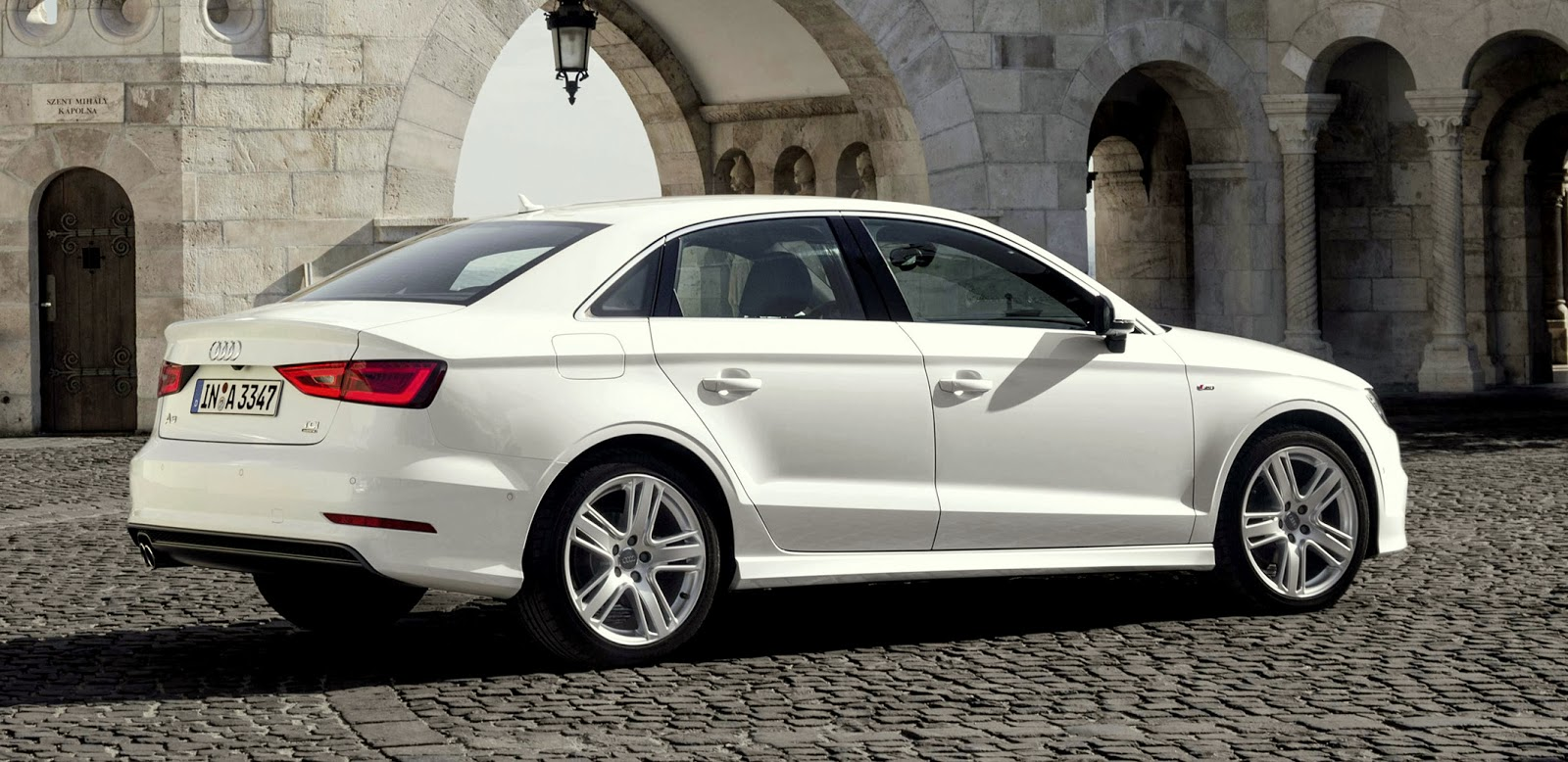 audi announces 2015 a3 sedan pricing and. Black Bedroom Furniture Sets. Home Design Ideas
