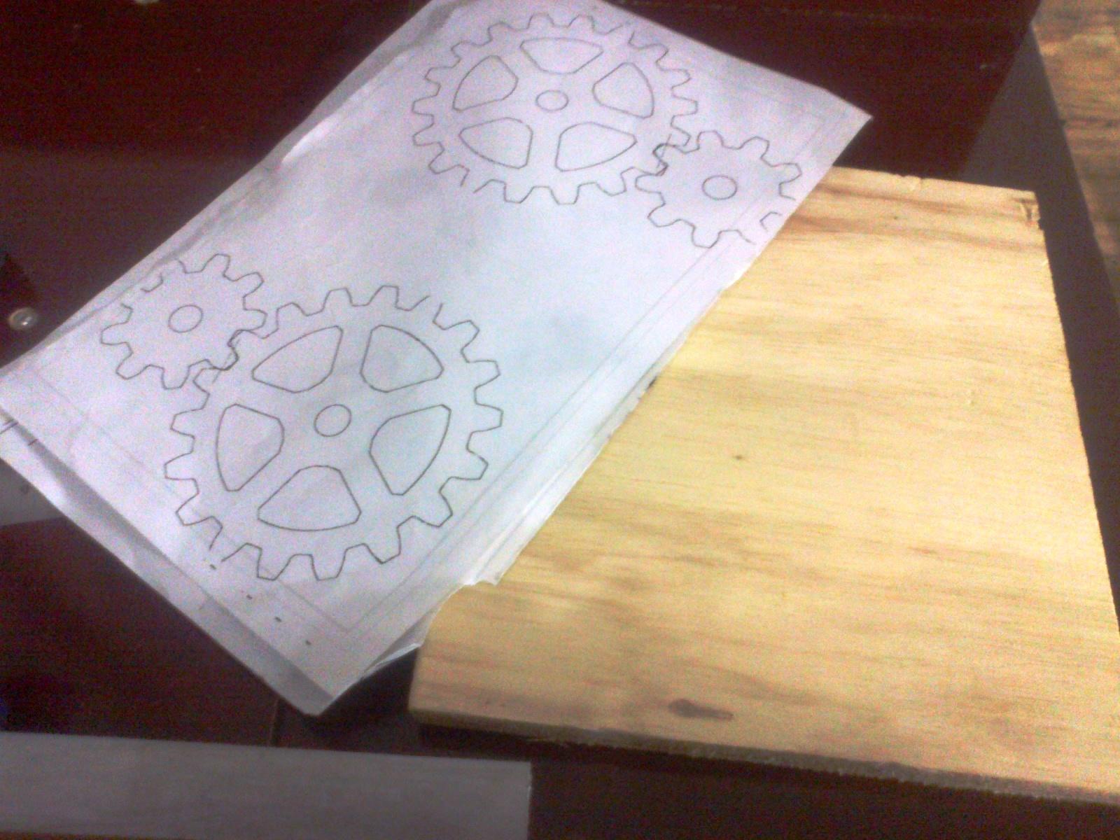 MARCENARIA DECORATIVA: Bancada para tupia invertida #AB7A20 1600x1200