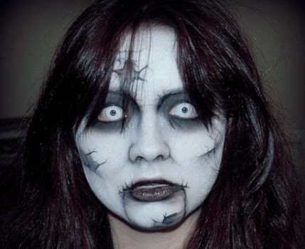 Halloween Make Up 2014 / 2015