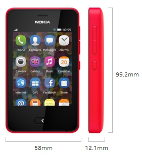 Nokia Asha 210 Ponsel Murah Harga Rp 700 Ribuan