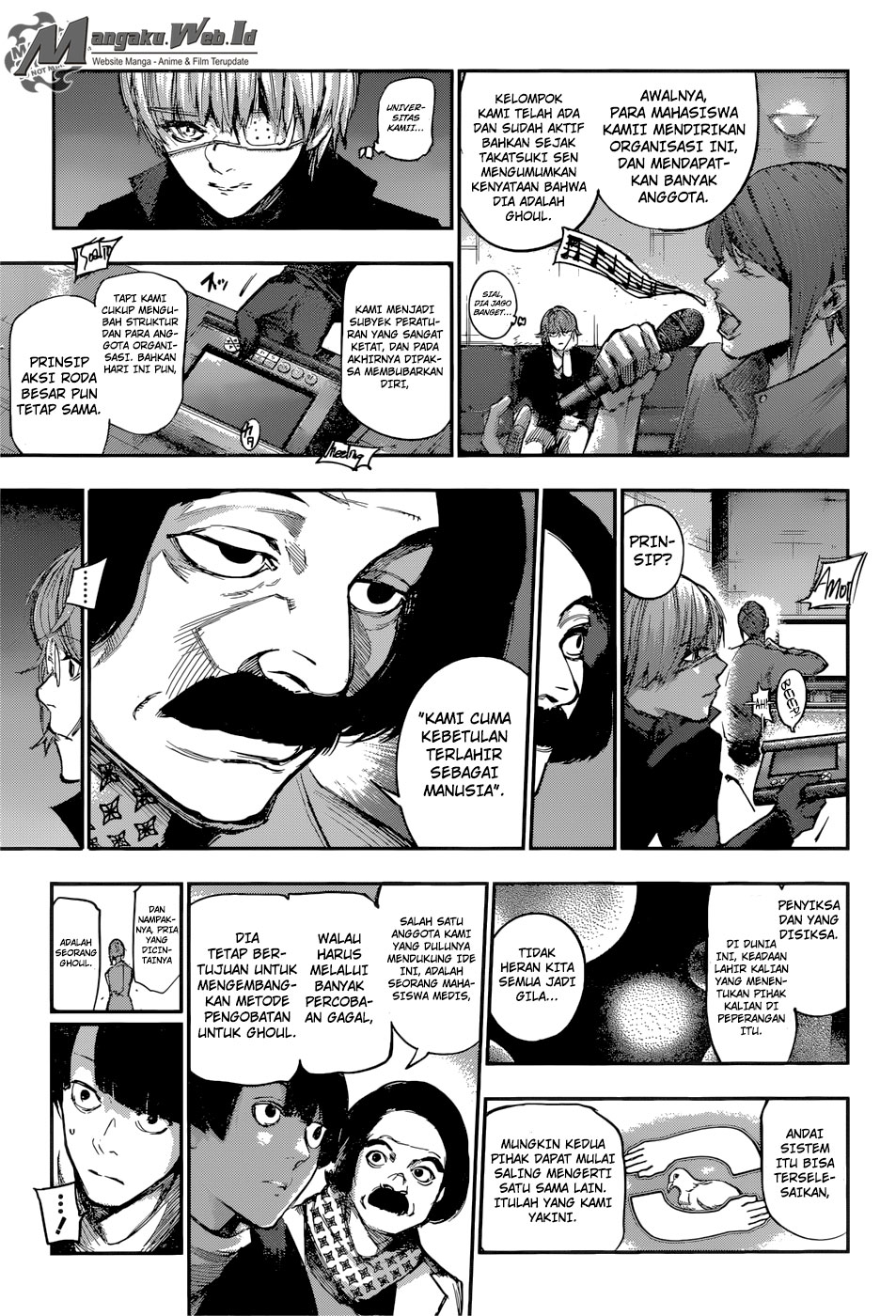 Tokyo Ghoul:re Chapter 103-5