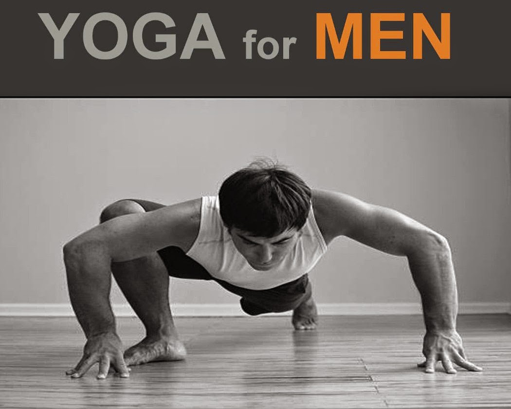 10 Yoga Poses For Men