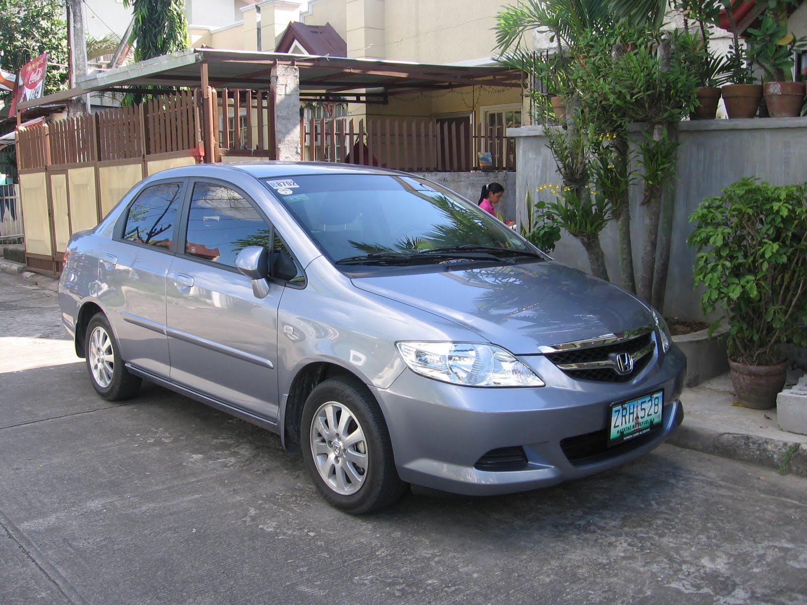 Honda City Popular Automotive