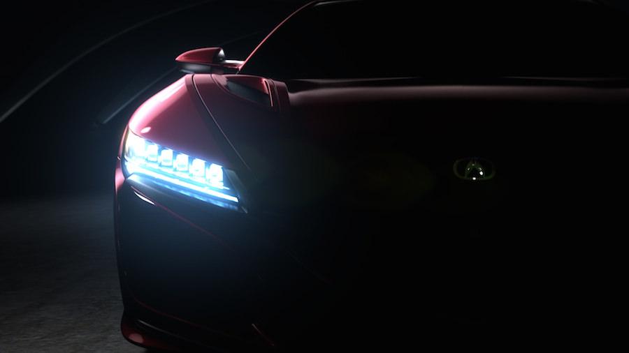 ホンダの新型NSXが来年1月のデトロイトモーターショーで初公開へ!