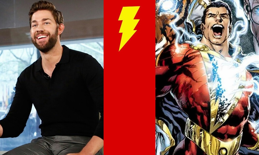 Is TMNT: OUT OF THE SHADOWS' Alan Ritchson Playing SHAZAM?