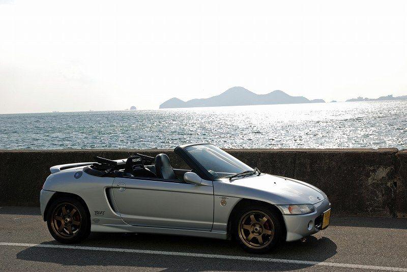 Honda Beat, kei car, roadster, JDM, zdjęcia, ciekawostki, fajne samochody, ciekawe auta, japońska motoryzacja