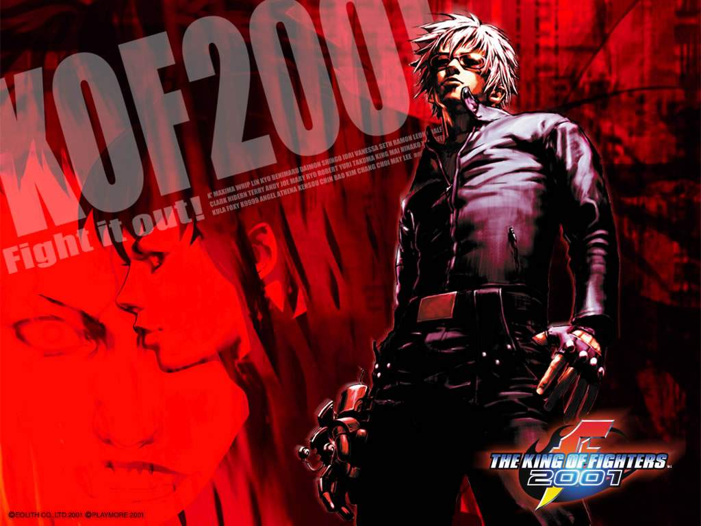Manga  The King Of Fighters