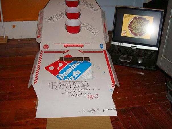 kollima.gr - 20 απίθανα πράγματα που μπορείτε να φτιάξετε με ένα κουτί πίτσας