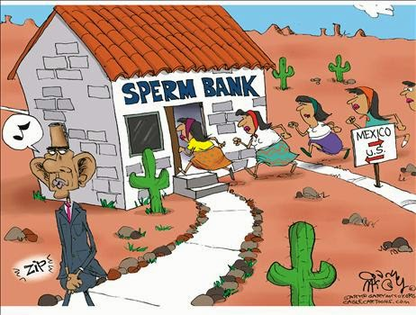 Obama Sperm Bank