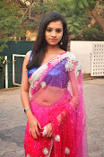 Priyanka photos in saree-thumbnail-13