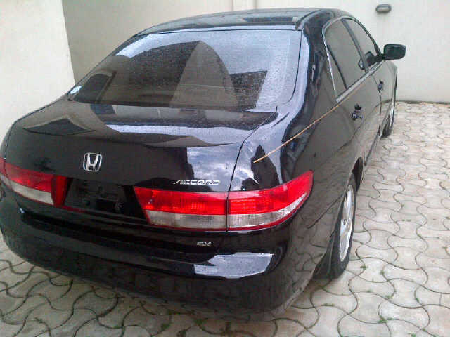Extremely Neat Honda Accord End Of Discussion For Sale In