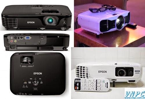 Chọn mua sản phẩm máy chiếu phù hợp