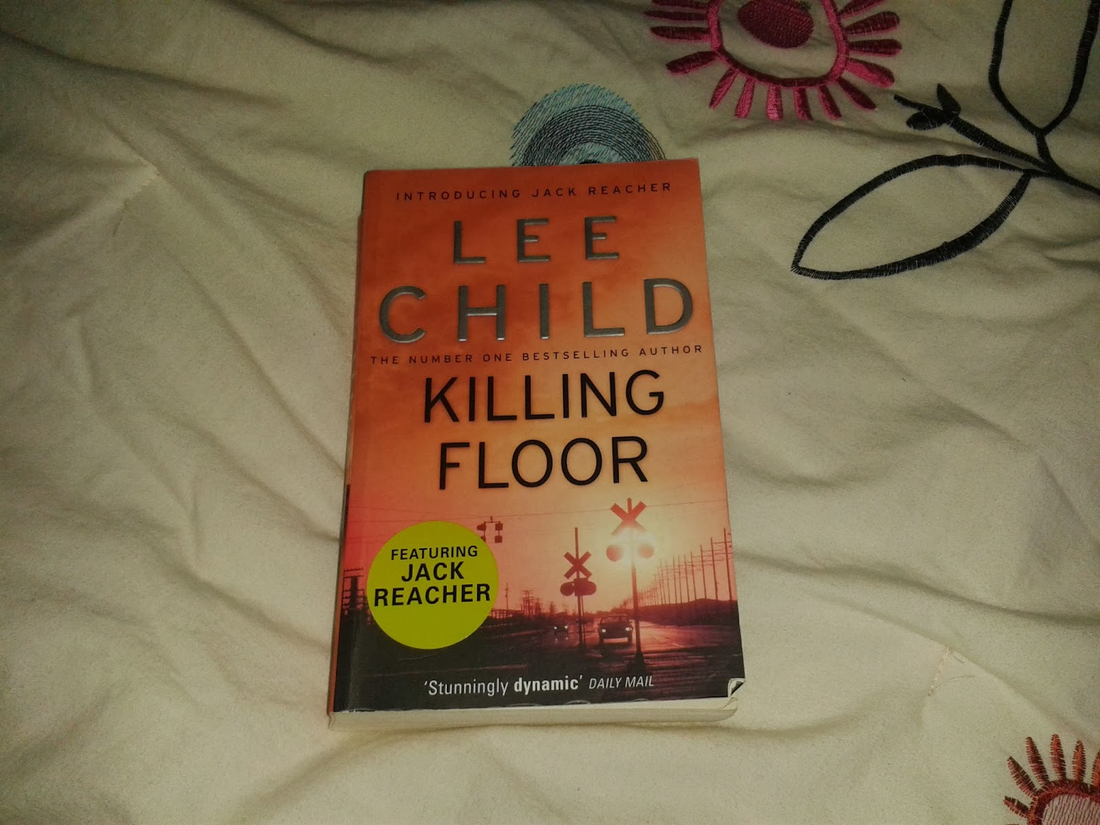 Suffer For Makeup Lee Child Killing Floor