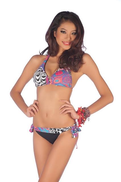 Miss Universe bikni pictures