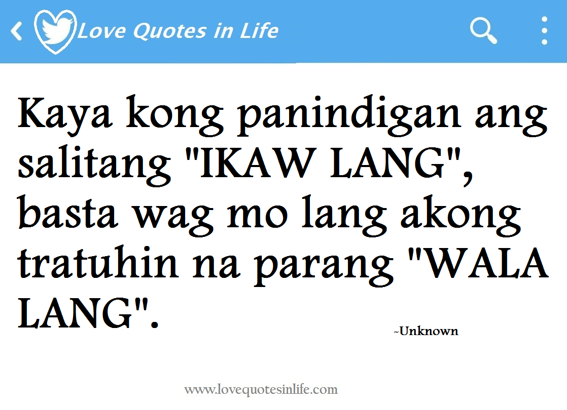 tagalog joker quotes