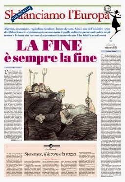LA FINE È SEMPRE LA FINE. UN VIAGGIO LETTERARIO TRA I NUOVI MISERABILI.