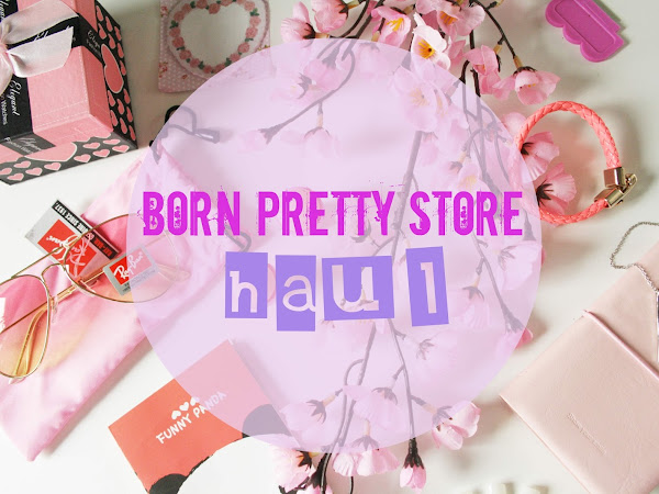 Born Pretty Store (mostly pink) HAUL