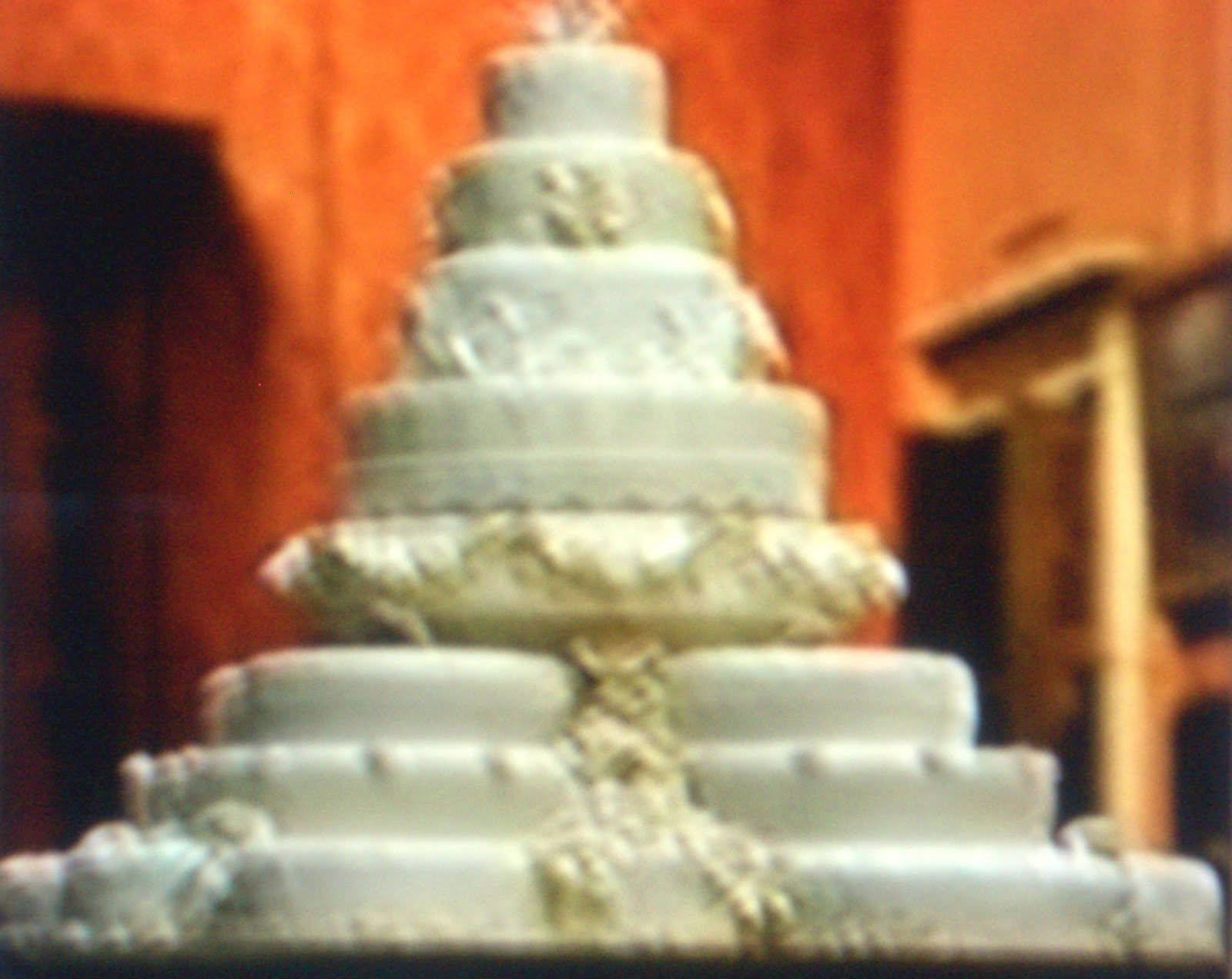 Kate And William Wedding Cake Viewing Gallery