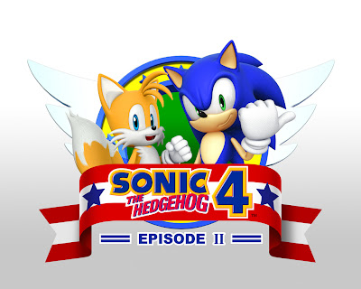 Sonic the Hedgehog 4 Episode II Logo Revealed
