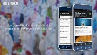 Majidku, Aplikasi Jejaring Sosial untuk Masjid Yang Pertama Ada di Indonesia