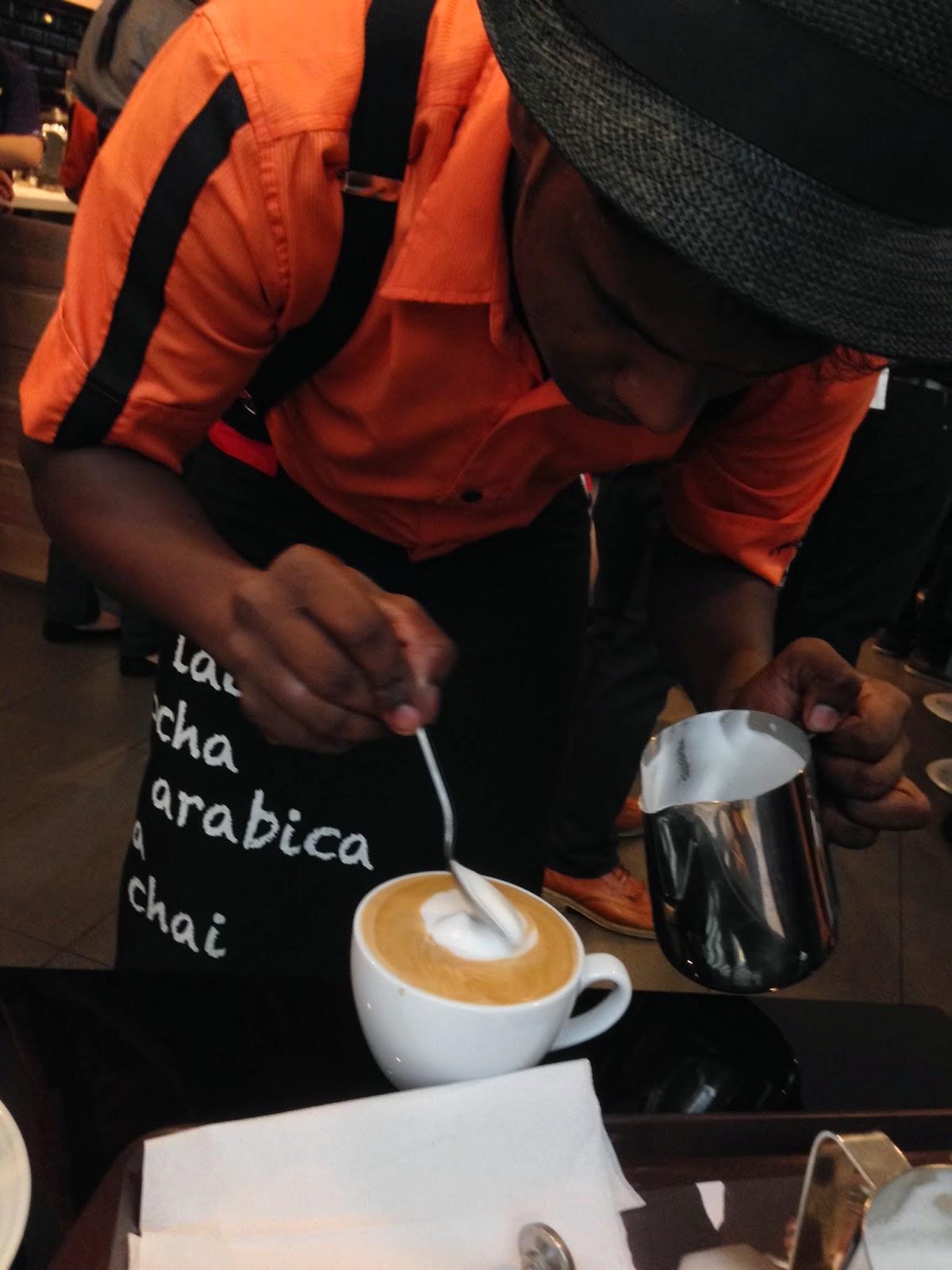 3D Latte Art 2