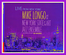 """Live from New York!"" - Mike Longo and the New York State Jazz Ensemble"