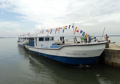 Pemprov Kalsel Bantu Tiga Kapal Untuk kelompok Nelayan