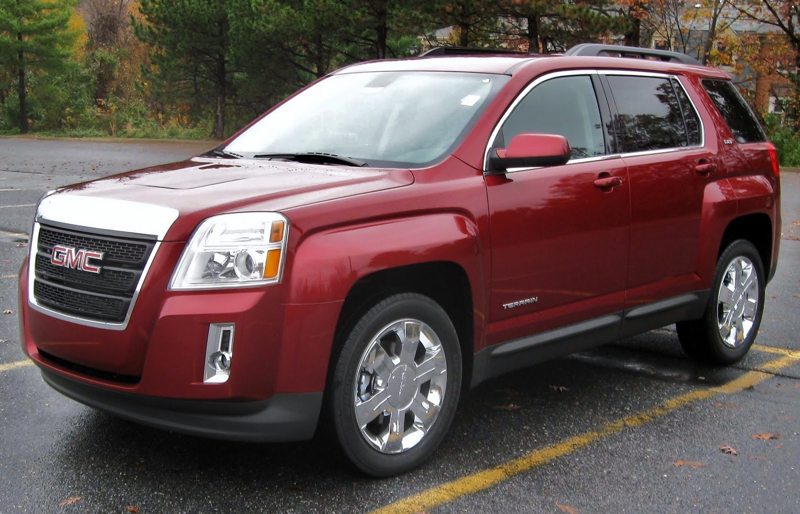 gmc terrain 2012 new car price specification review images. Black Bedroom Furniture Sets. Home Design Ideas